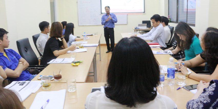 KHÓA HỌC KẾ TOÁN DOANH NGHIỆP ngắn hạn để có thể quản lý được công tác kế toán của chính doanh nghiệp mình
